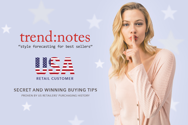 trend:notes USA